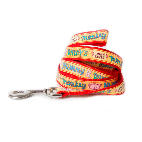 Much Loved Monkey Dog Leash