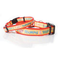 Much Loved Monkey dog collar and leash combo