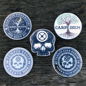 Carpe Diem Sticker Pack