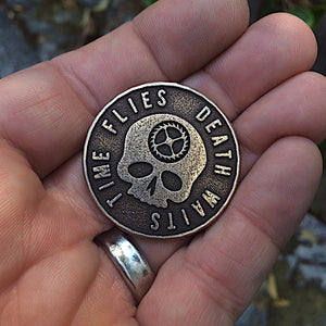 Original Carpe Diem Coin - Carpe Diem EDC