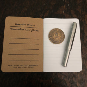 Memento Omnia Journal