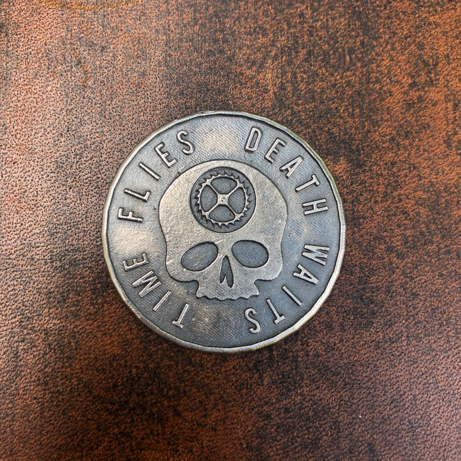 Original Carpe Diem Coin - Solid Silver