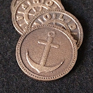 Hold Fast Coin - Anchor Coin