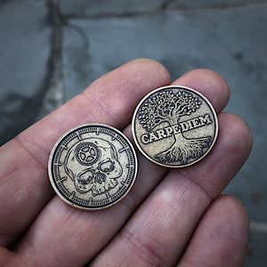 Carpe Diem Mini Coin