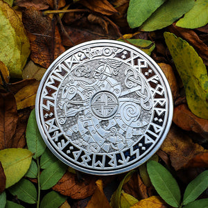 Viking Travel Coin