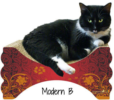 Rub 'n Lounge Cat Scratcher - 3 Patterns