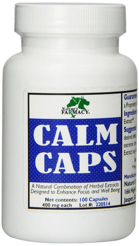 Calm Caps - 100 Ct