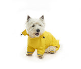 BUSTER Aqua Raincoat - Yellow