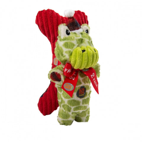 Snuggle Babies Holiday Frog and Bone- 2 Pack