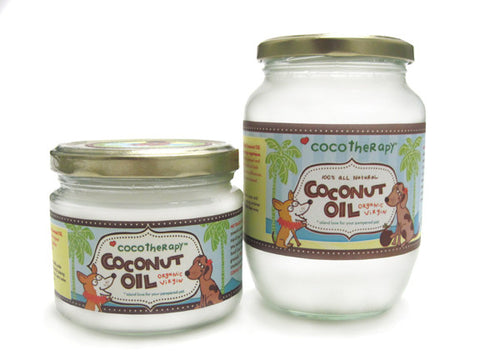 Coco Therapy Coconut Oil - 8 oz
