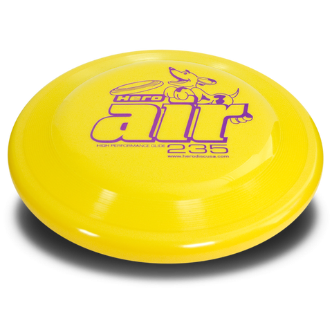 Dog Disc Frisbee - Hero Air 235