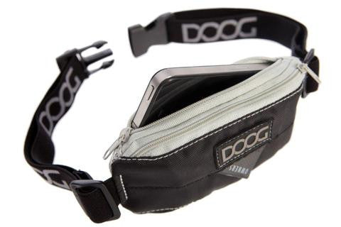 DOOG Mini Stretch Belt - Black