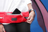 DOOG Walkie Belt - Gray / Pink
