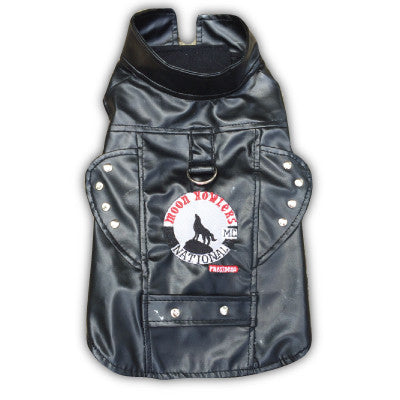 Harness Biker Moon Howlers Vest
