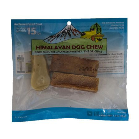 Long Lasting Himalayan Dog Chew - For Dogs Under 15 lbs
