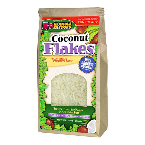 All Natural Organic Coconut Flakes