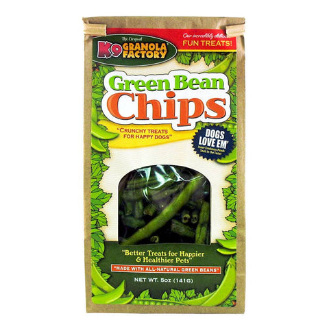 All Natural Green Bean Chips
