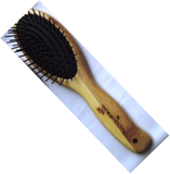 Metal Pin Grooming Brush - Medium