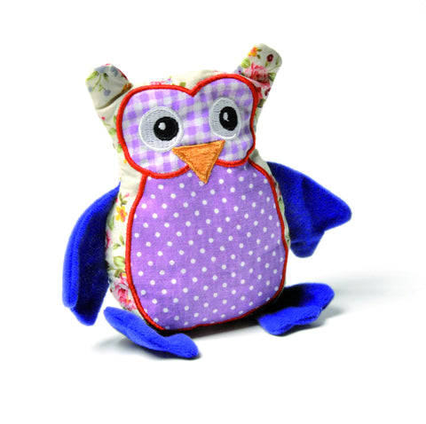 Owl Ulla - Valerian Root Cat Toy