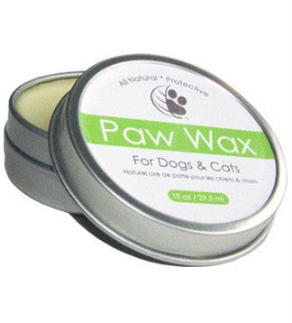 All Natural Paw Wax