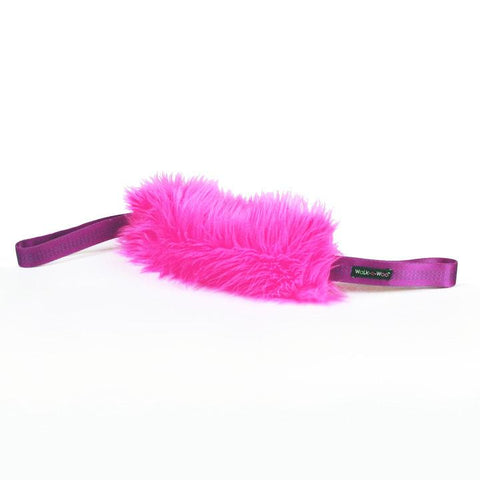 TugGRRR!™ Dog Pull Toy - Pink