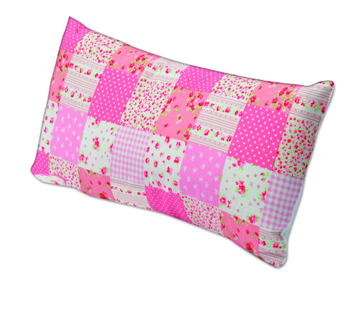 Pillow Annabella Pink - Valerian Root Catnip Toy