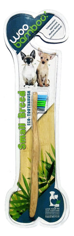 Bamboo Pet Toothbrush