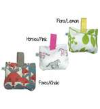 various color poop bags for dogs