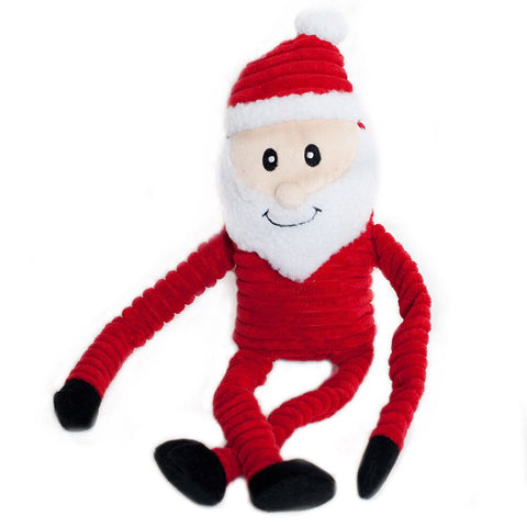 Holiday Crinkle - Santa (Extra Large Size)