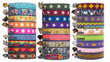 100% Hemp Decorative Martingale Collars