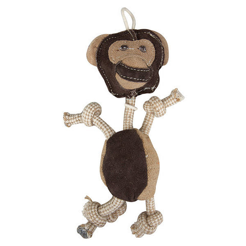 Monkey Wiggly Chew Toy - 2 Sizes Available!