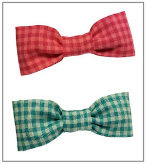Doggie Bow Tie - Plaid