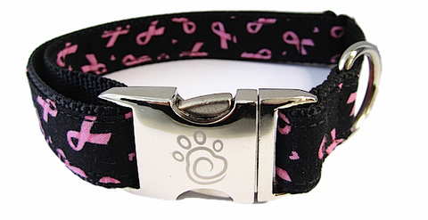 cfo Breast Cancer Awareness Collar