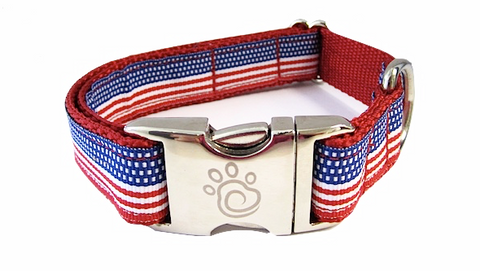 cfo USA Pride Collar