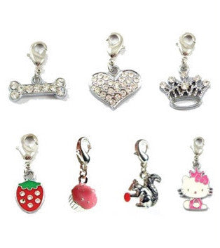 Pendant Collar Charms