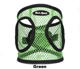 lime green Netted EZ Wrap Harness