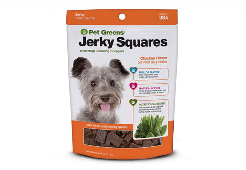 Jerky Squares - Chicken