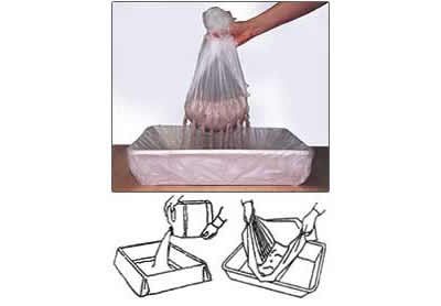 Cat Litter Sifting Liners - 28 Liners