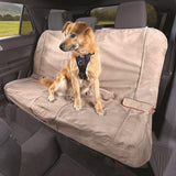 Kurgo Bench Seat Cover, Heather Pattern