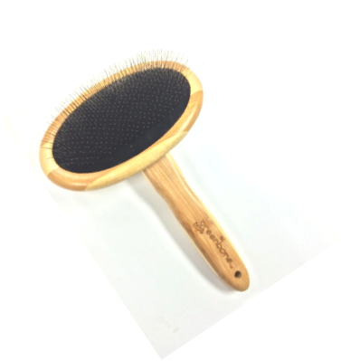 Oval Slicker Grooming Brush - Medium