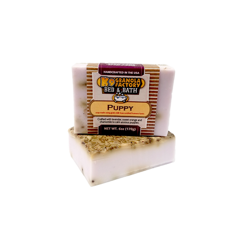 Puppy Goats Milk Soap for Dogs