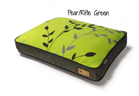 Greenery Dog Bed