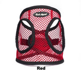red Netted EZ Wrap Harness