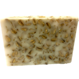 Oatmeal Honey Almond Goats Milk Soap for Dogs