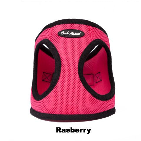 hot pink Mesh animal Harness