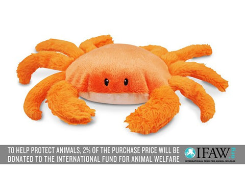 Under the Sea Plush Toys - King Crab