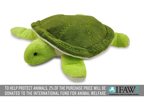 Under the Sea Plush Toys - Sea Turtle