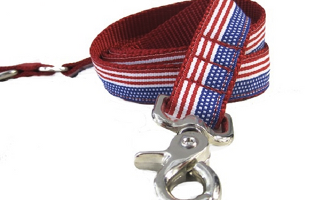 cfo USA Pride Leash