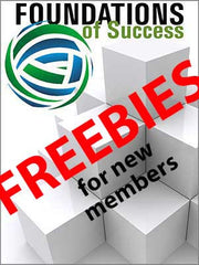 Foundations Freebies for New Members