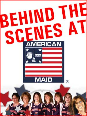 Behind the Scenes at American Maid